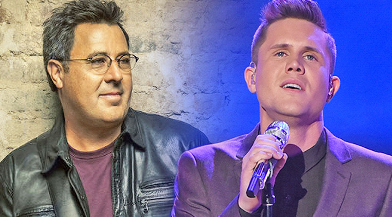 Vince gill Songs | 'Idol' Winner Trent Harmon Takes On A Vince Gill Classic And Nails It | Country Music Videos