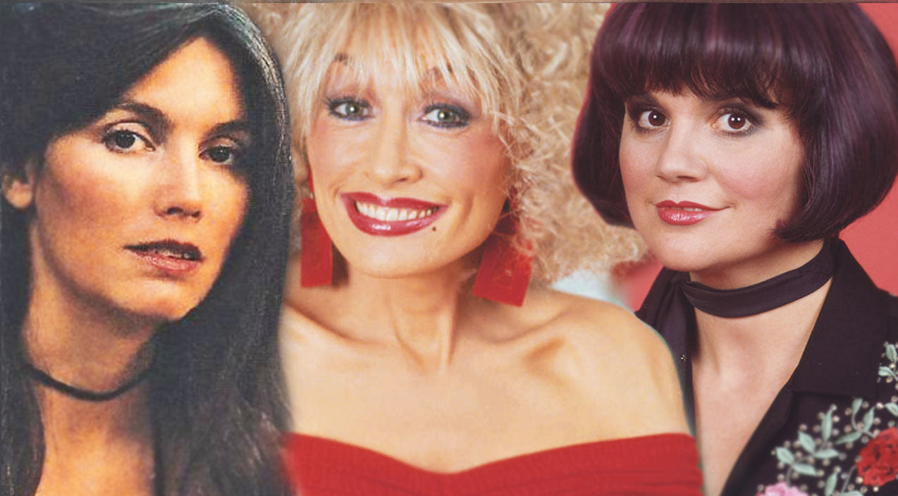 Linda ronstadt Songs | Trio (Dolly Parton, Emmylou Harris, Linda Ronstadt) - Those Memories of You (WATCH) | Country Music Videos