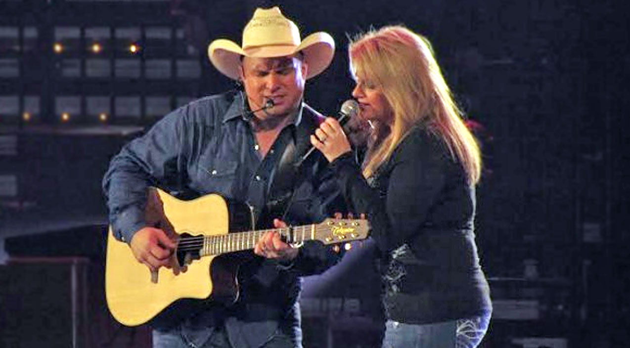 Trisha yearwood Songs | Garth Brooks & Trisha Yearwood Sing Romantic Duet That Will Make Your Heart Skip A Beat | Country Music Videos