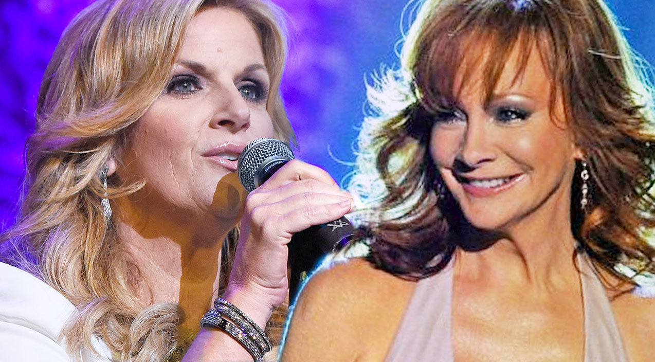 Trisha yearwood Songs | Trisha Yearwood Pays Tribute To Her Idol, Reba McEntire, With Stunning Rendition of 'Fancy' | Country Music Videos