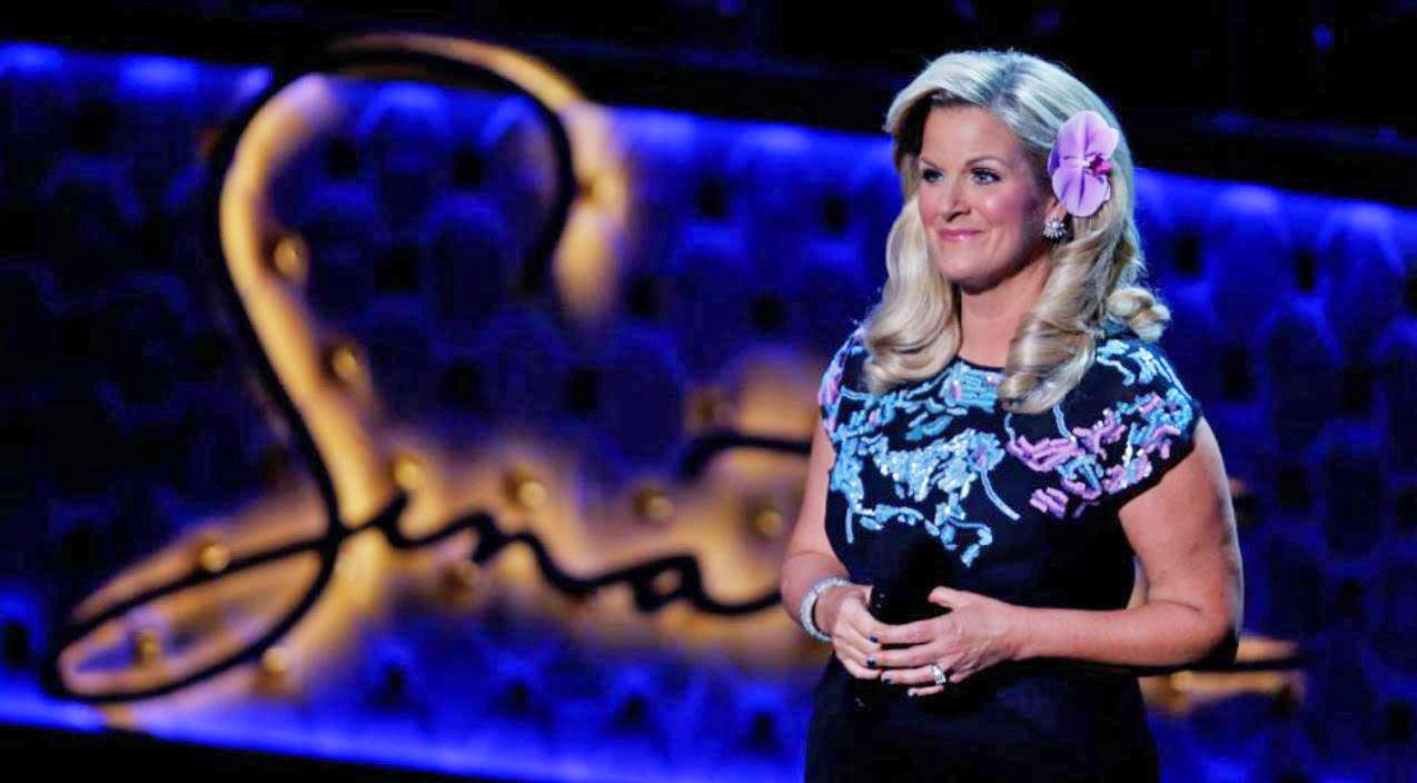 Trisha yearwood Songs | Trisha Yearwood Sings 'I'll Be Seeing You' During Sinatra Tribute | Country Music Videos