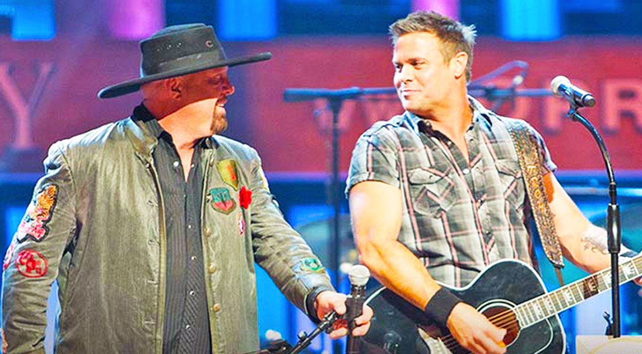 Montgomery gentry Songs | Sunday Church Revelation Leads Montgomery Gentry To Count Their Blessings In 'Roll With Me' | Country Music Videos