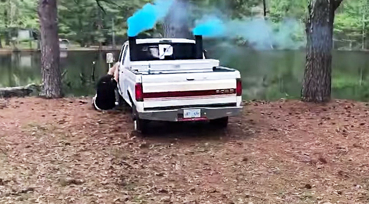 Viral content Songs | Redneck Gender Reveal Goes Terribly Wrong When Father Starts Truck | Country Music Videos