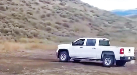 Insane Chevy Driver Attempts Dangerous 400 Foot Hill Climb | Country Music Videos
