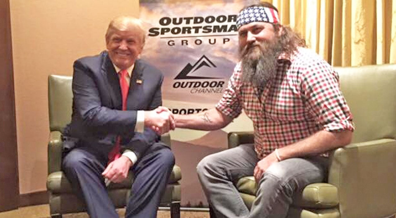 Duck dynasty Songs | Did 'Duck Dynasty' Help Donald Trump Win The Presidential Election? | Country Music Videos