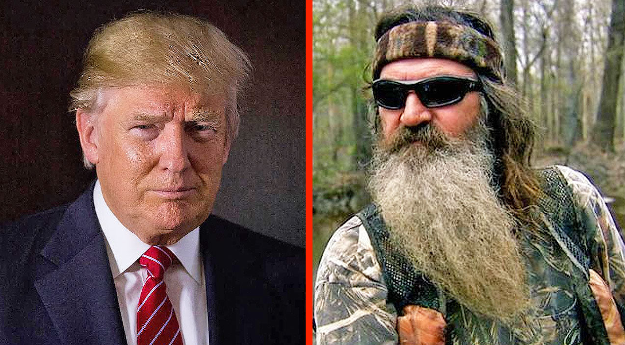 Phil robertson Songs | Phil Robertson Reveals He Wants To Help Donald Trump In A BIG Way | Country Music Videos