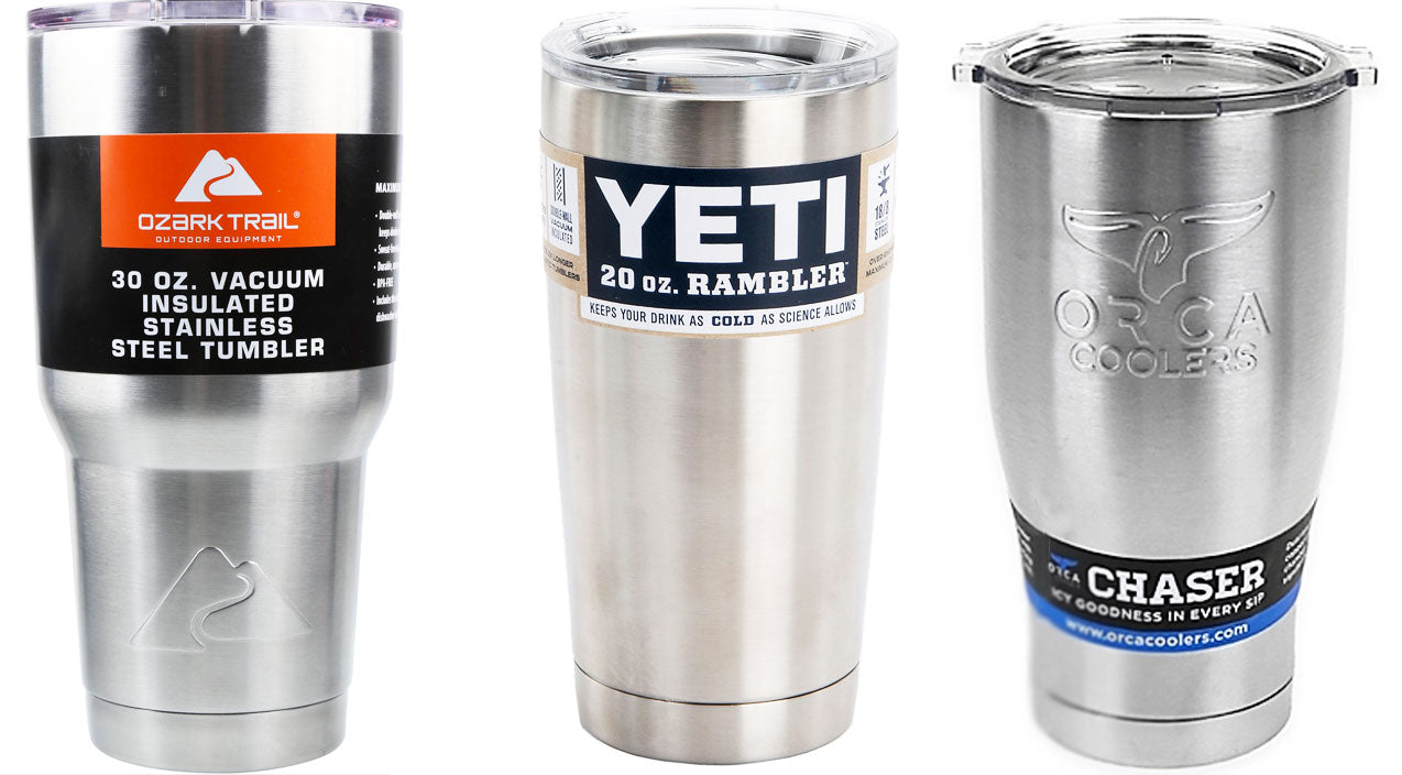 3 Popular Tumblers Tested In Heat - Which Surprisingly Still Has Ice In It? | Country Music Videos