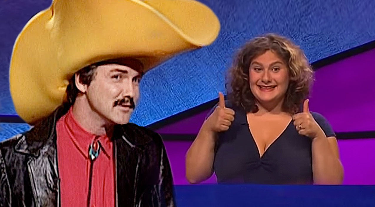 Woman Pranks Alex Trebek In The Most Epic Of Ways, Channels Burt Reynolds | Country Music Videos