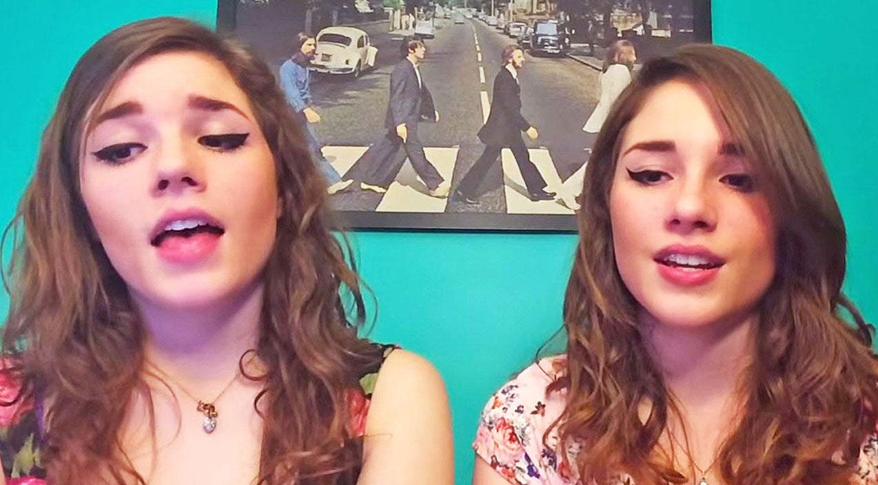 Dolly parton Songs | Identical Twins Deliver Lovely A Cappella Rendition Of Dolly Parton's 'Coat Of Many Colors' | Country Music Videos