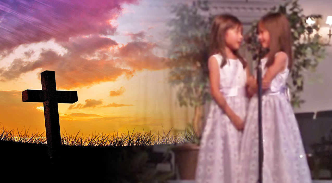 Classic country Songs | Adorable Seven-Year-Old Twin Girls Sing Gospel Medley (WATCH) | Country Music Videos