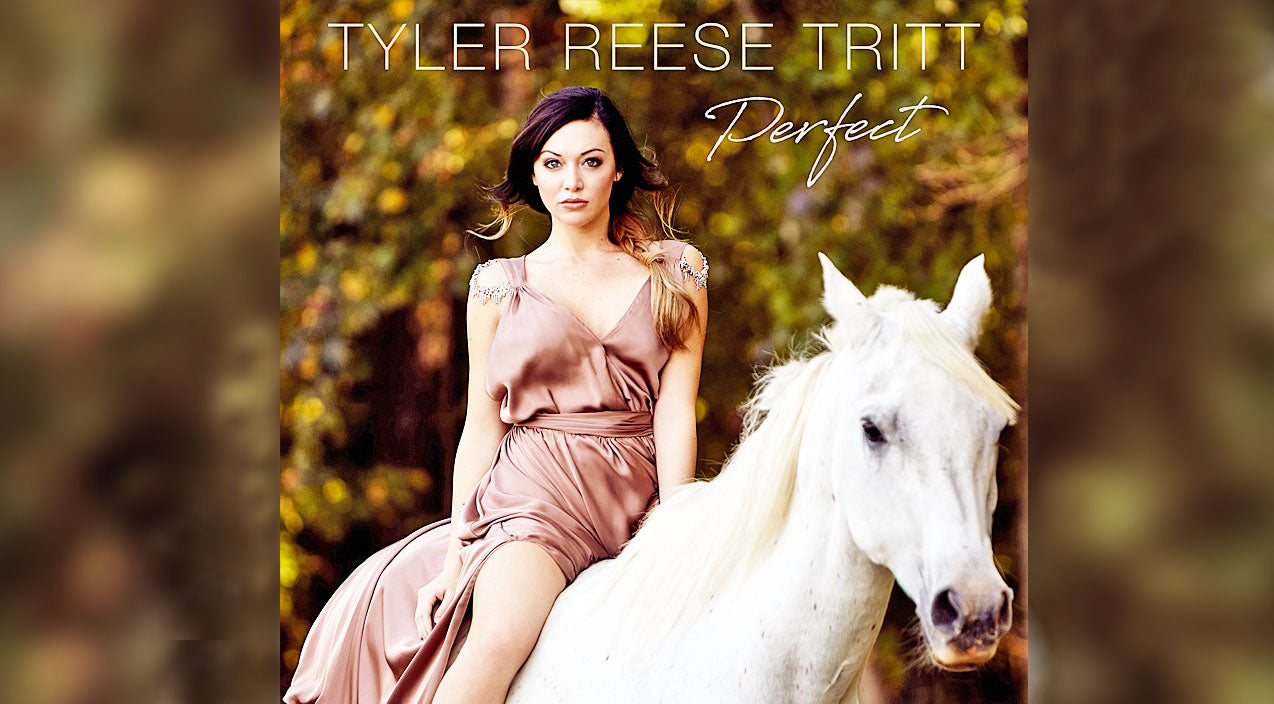 Tyler reese tritt Songs | Tyler Reese Tritt Releases Debut Single That's Too 'Perfect' To Resist | Country Music Videos