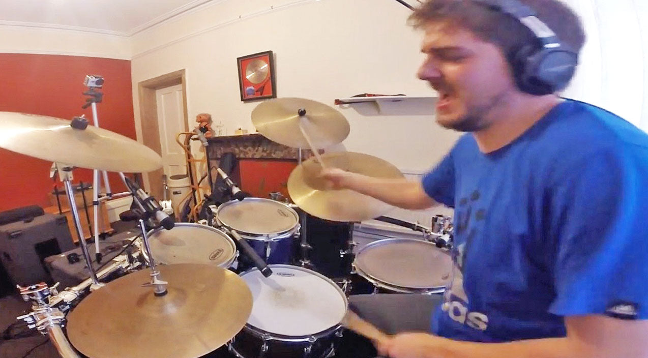 Lynyrd skynyrd Songs | UK Rocker Wins The Day With Invigorating Drum Cover Of 'Sweet Home Alabama' | Country Music Videos