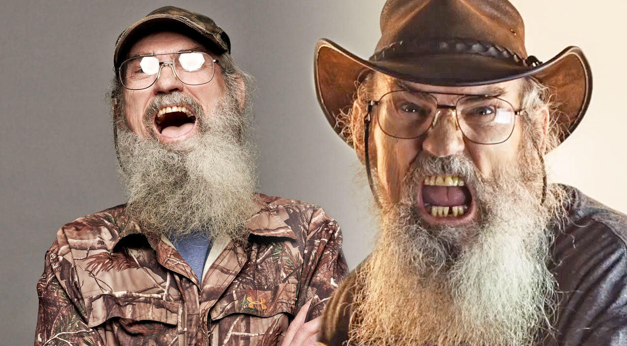 A Must-See Compilation of the Best And Funniest Uncle Si Moments! | Country Music Videos