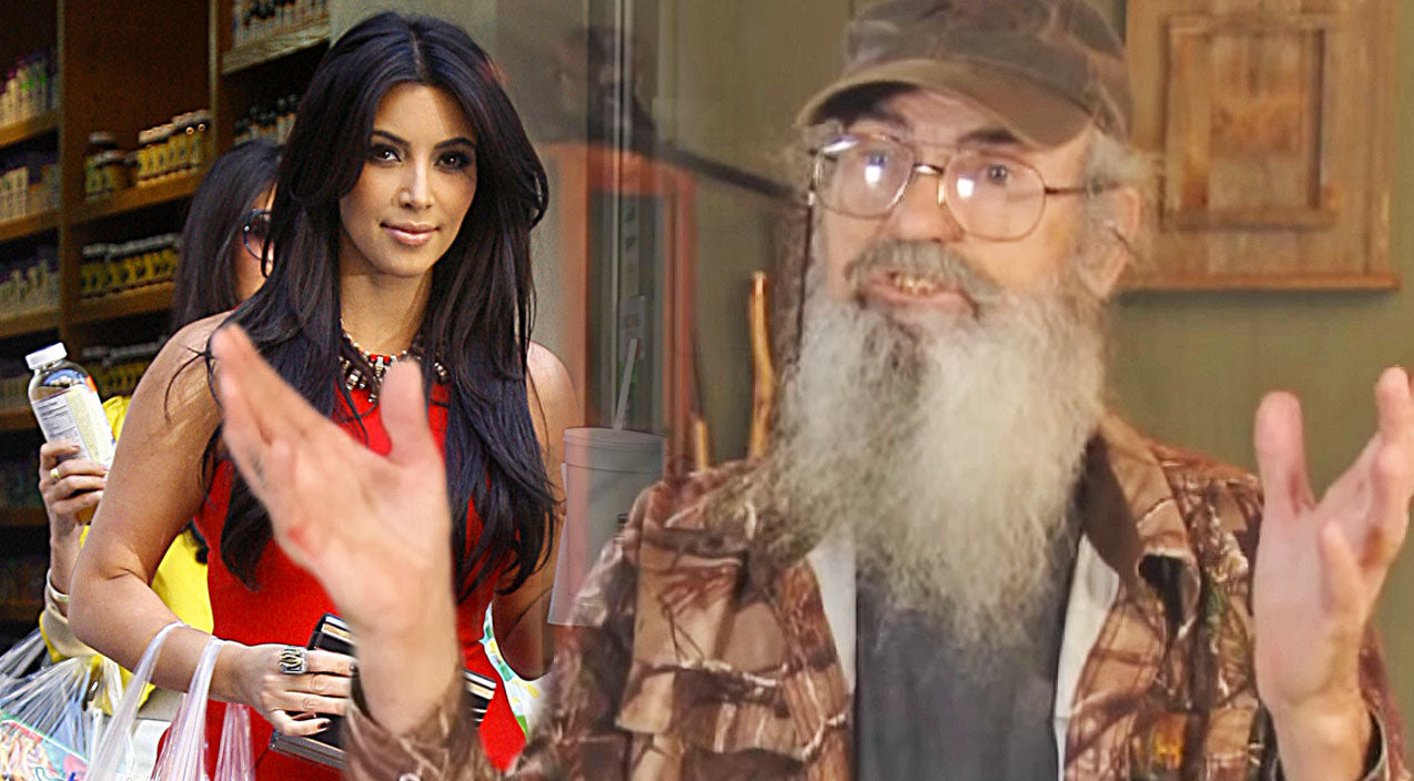 They Asked Uncle Si About The Kardashians. Y'all Won't Believe What He Said! | Country Music Videos