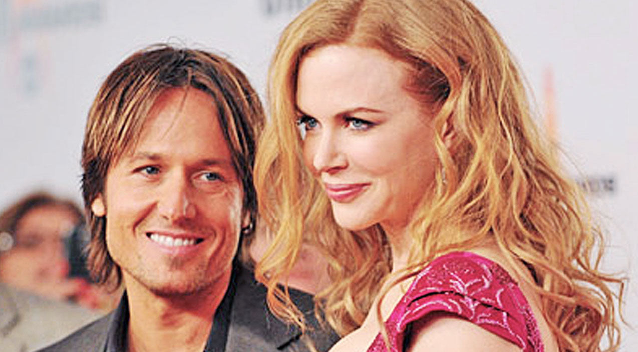 Nicole kidman Songs | Keith Urban Gushes About The Woman That Made Him A 'Better Man' | Country Music Videos