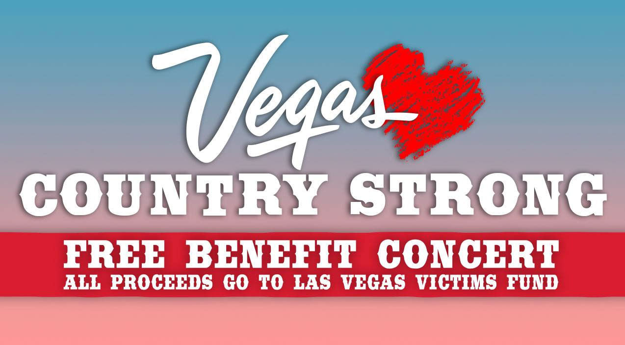 Vegas Country Strong: Free Benefit Concert   Country Music Videos
