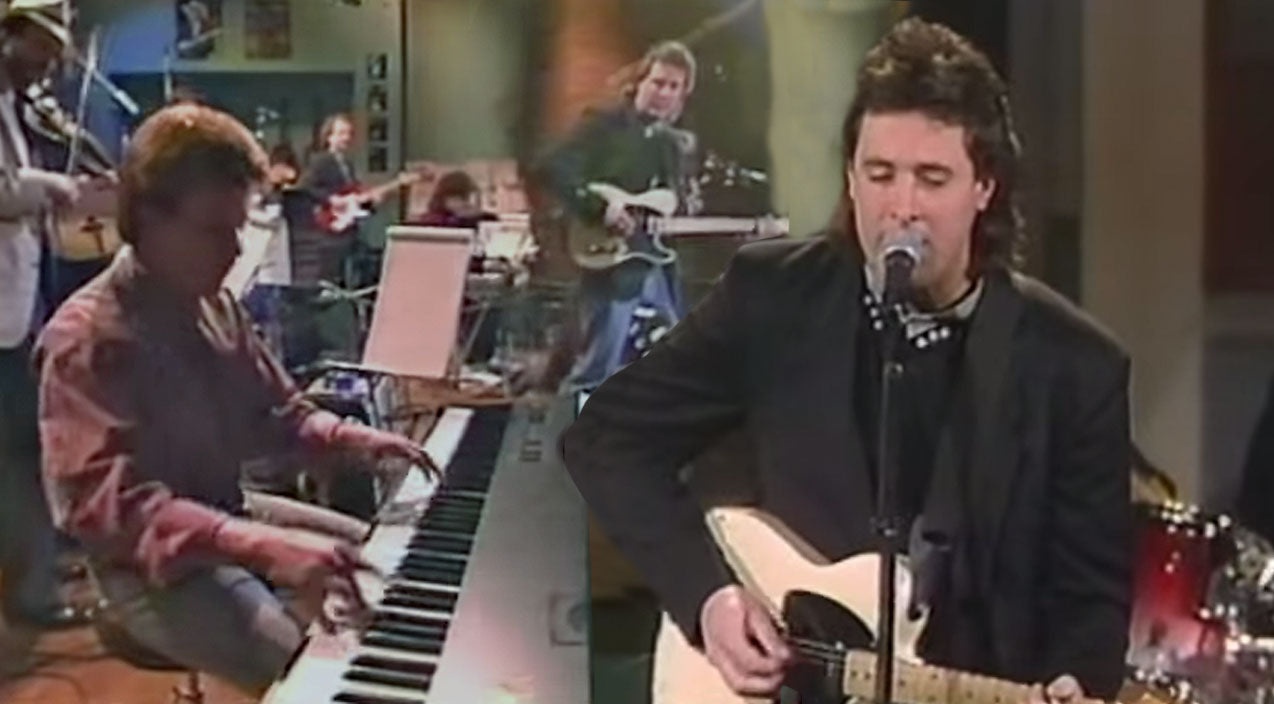 Vince Gill and Sweethearts Of The Rodeo - Blue Moon Of Kentucky (WATCH) | Country Music Videos