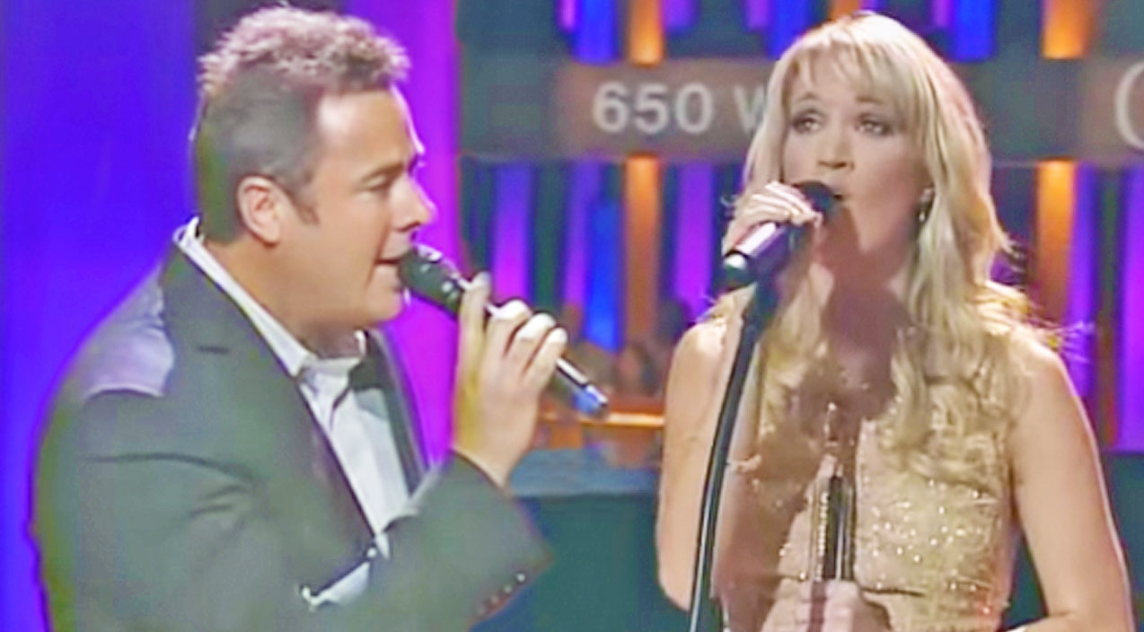 Vince gill Songs | Vince Gill Joins Carrie Underwood For Dazzling Performance Of 'Jesus Take The Wheel' | Country Music Videos