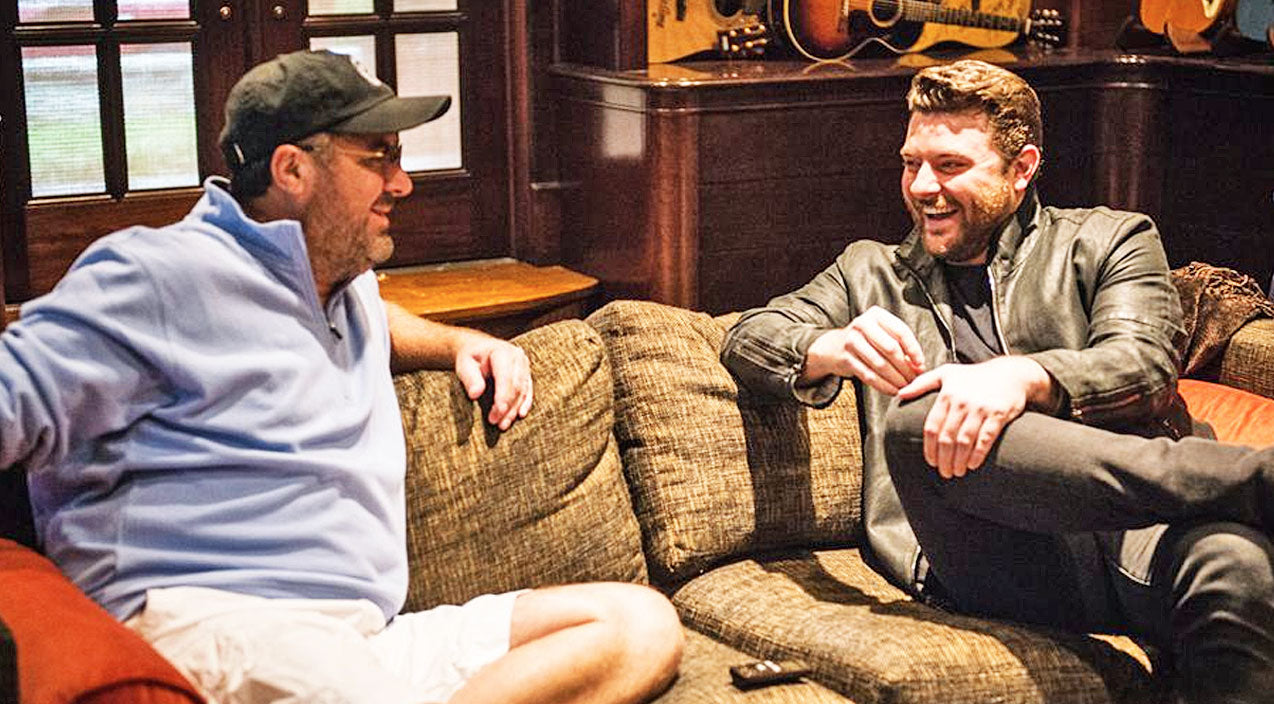 Vince gill Songs | Vince Gill Shares Words Of Wisdom With Modern Country Artist, Chris Young | Country Music Videos