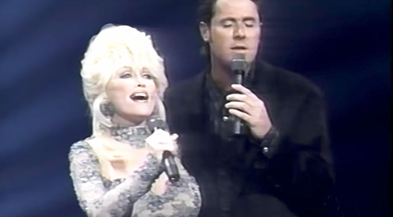 Vince gill Songs | Dolly Parton & Vince Gill Unite For Jaw-Dropping 'I Will Always Love You' Duet | Country Music Videos