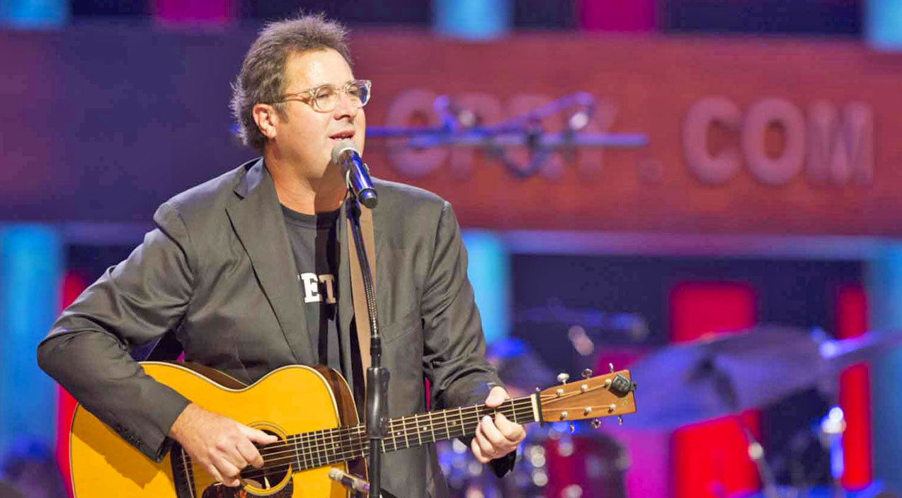Vince gill Songs | Vince Gill Debuts Seductive New Song, 'Take Me Down,' Featuring Little Big Town | Country Music Videos