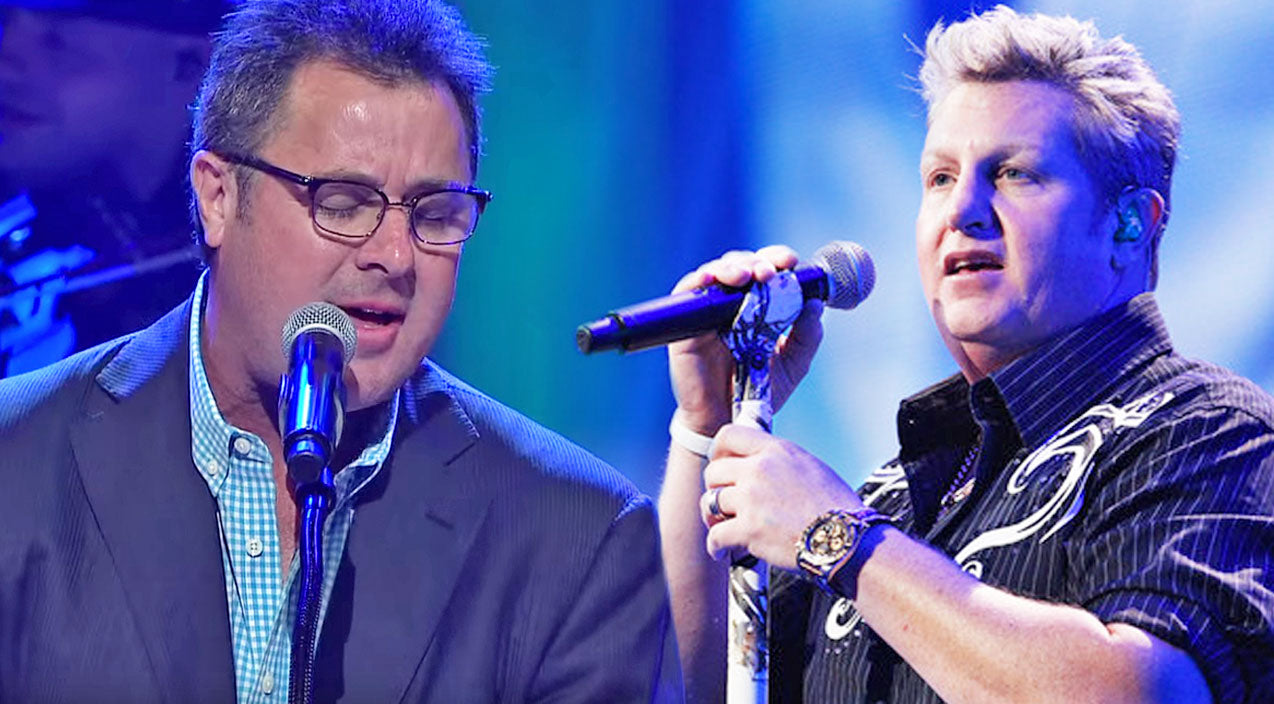 Vince gill Songs | Vince Gill & Rascal Flatts Join Forces To Sing A Emotional Cover Of A Country Classic, 'Whenever You Come Around' | Country Music Videos