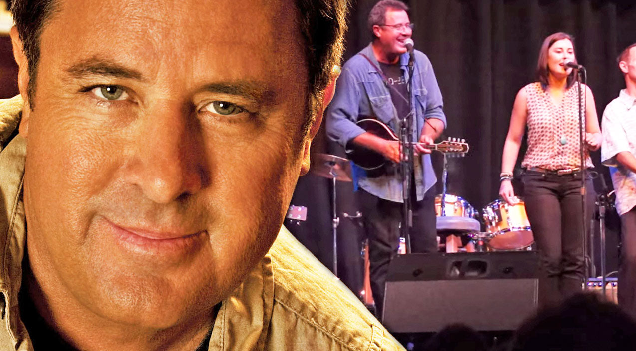 Vince gill Songs | Vince Gill and Daughter, Jenny Gill, Perform