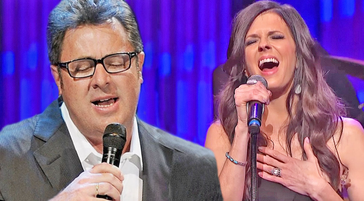 Vince gill Songs | Vince Gill and Little Big Town's Emotional Gospel Performance Will Bring Y'all To Your Knees | Country Music Videos