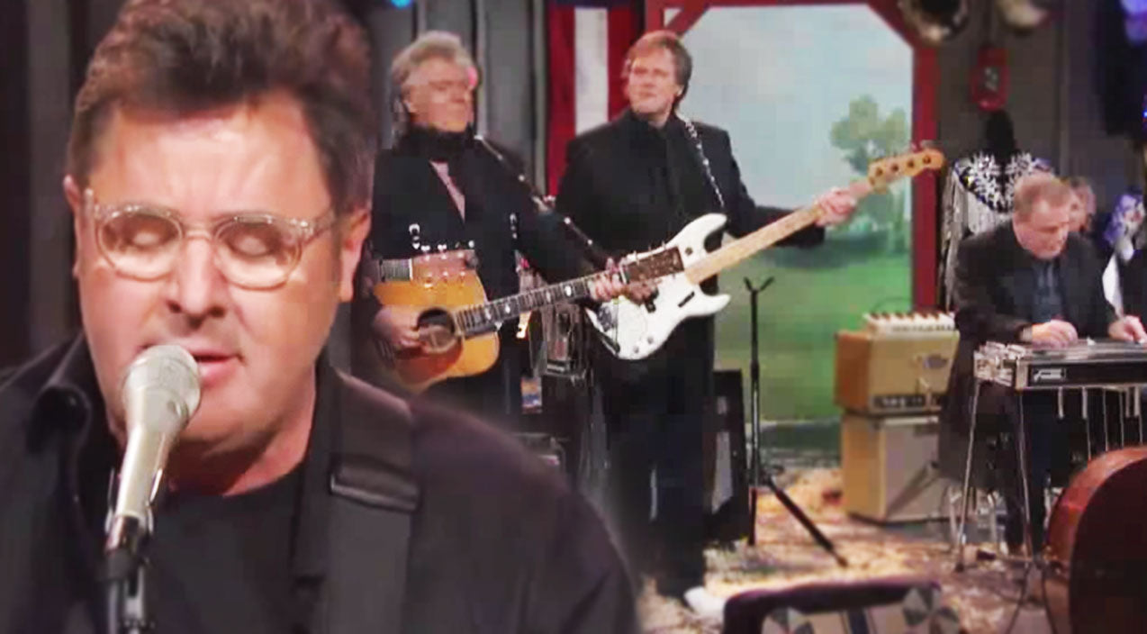 Vince gill Songs | Vince Gill - I Can't Be Myself Around You (Live Merle Haggard Cover) (VIDEO) | Country Music Videos