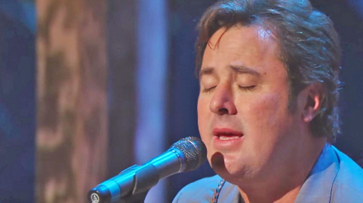 Vince gill Songs | Vince Gill's Tear-Jerking Performance Of 'Go Rest High On That Mountain' Will Break Your Heart | Country Music Videos