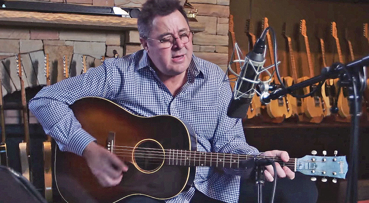 Vince gill Songs | Vince Gill Debuts Brand New Song That Might Be His Most Romantic Yet | Country Music Videos