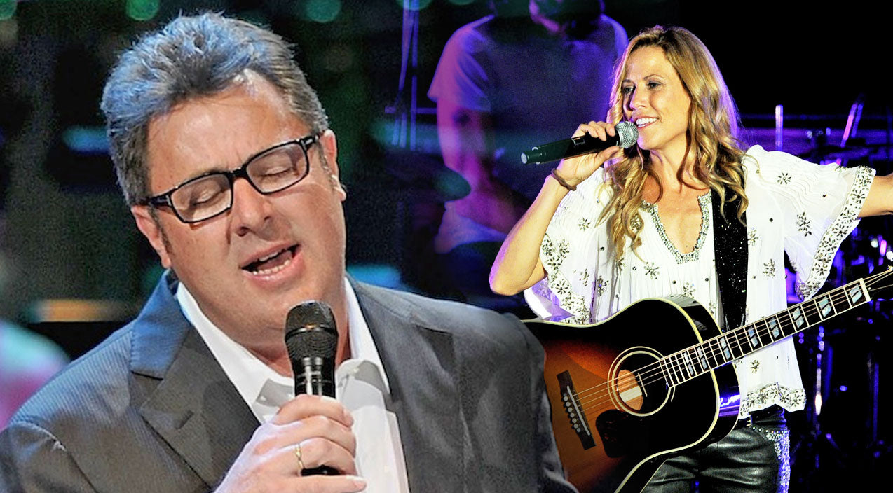 Vince gill Songs | Vince Gill and Sheryl Crow Sing