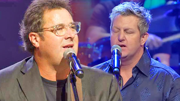 Vince gill Songs | Vince Gill and Rascal Flatts Perform