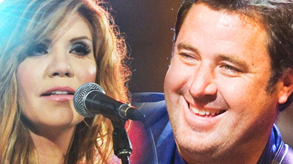 Vince gill Songs | Vince Gill & Alison Krauss - Tryin' To Get Over You (Live on CMT's 'Cross Country') | Country Music Videos