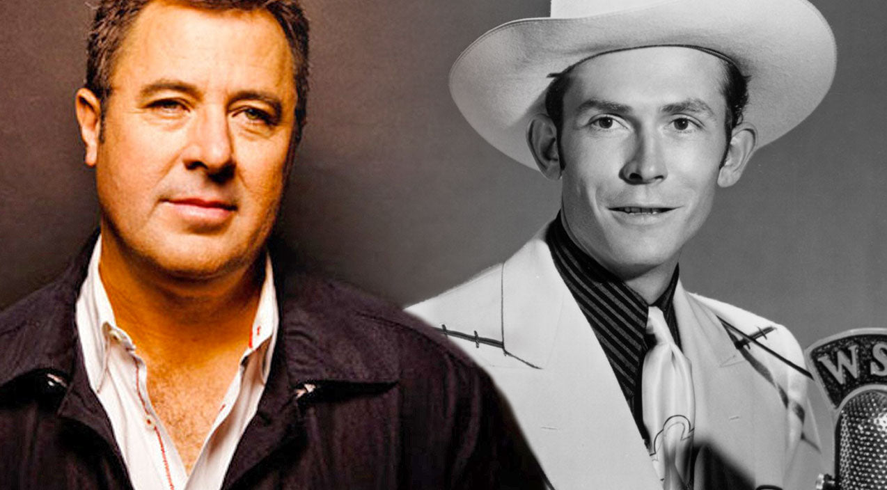 Vince gill Songs | Vince Gill's Heartbreaking Rendition of Hank Williams' 'I'm So Lonesome I Could Cry' (WATCH) | Country Music Videos