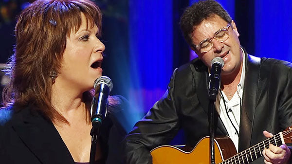 Vince Gill and Patty Loveless -