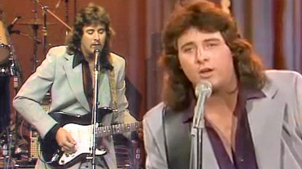 Vince gill Songs | Young Vince Gill Performing With Pure Prairie League (LIVE on The Merv Griffin Show 1981) | Country Music Videos