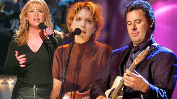 Vince gill Songs | Vince Gill, Alison Krauss and Patty Loveless Rock Some Bluegrass! | Country Music Videos