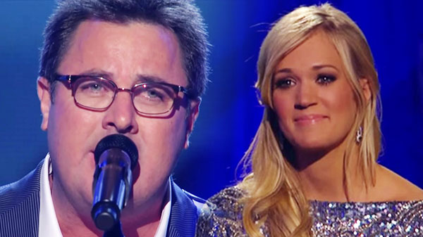 Vince gill Songs | Vince Gill & Carrie Underwood -