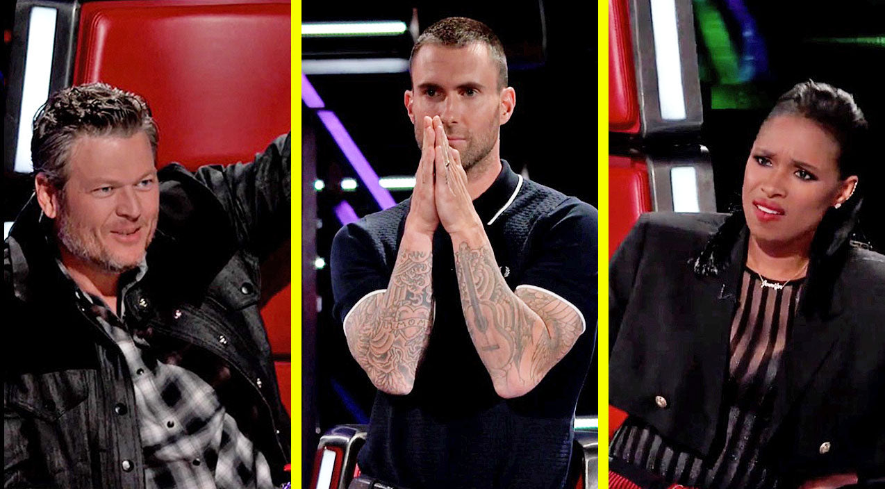 The voice Songs | Chaos Ensues When Insane Otis Redding Cover Earns 4-Chair Turn On 'The Voice' | Country Music Videos