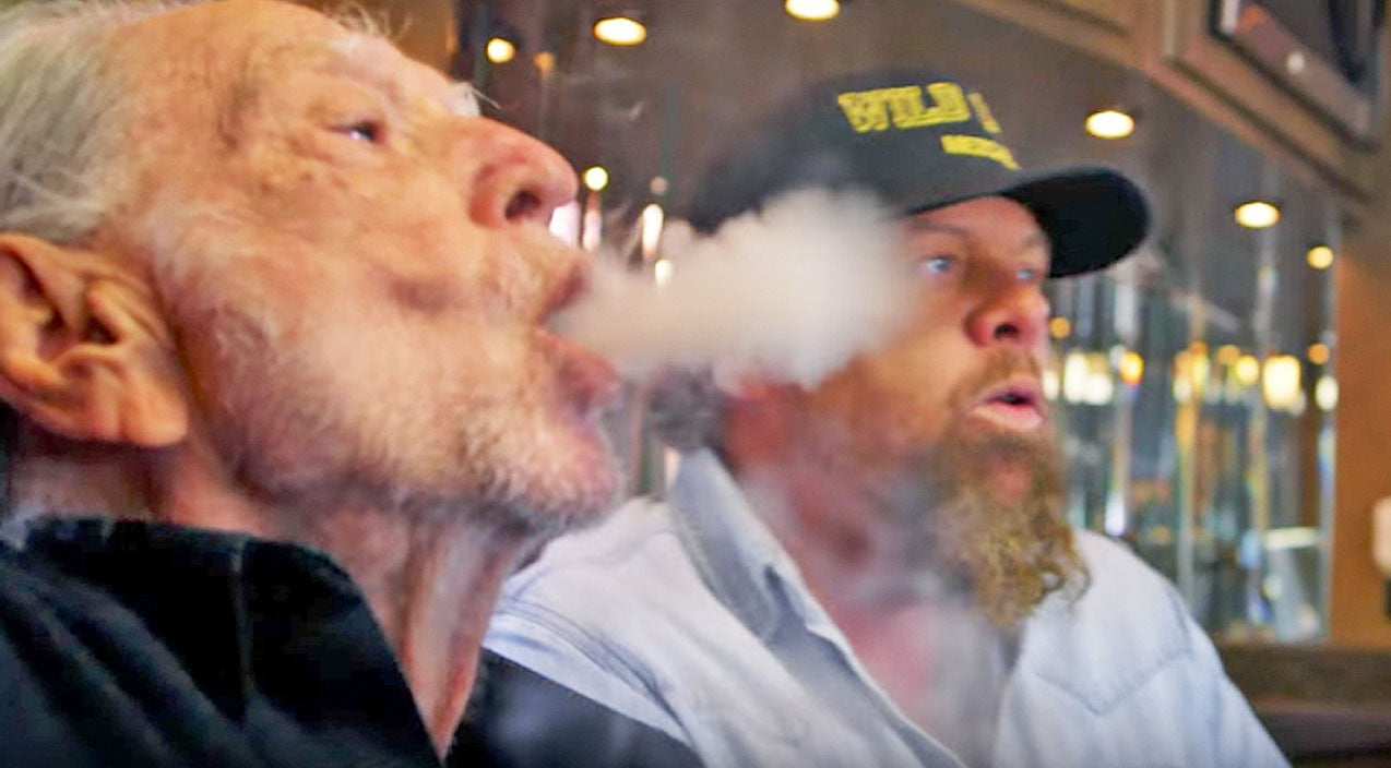 Willie nelson Songs | Toby Keith & Willie Nelson Co-Star In High-larious Video For 'Wacky Tobaccy' | Country Music Videos