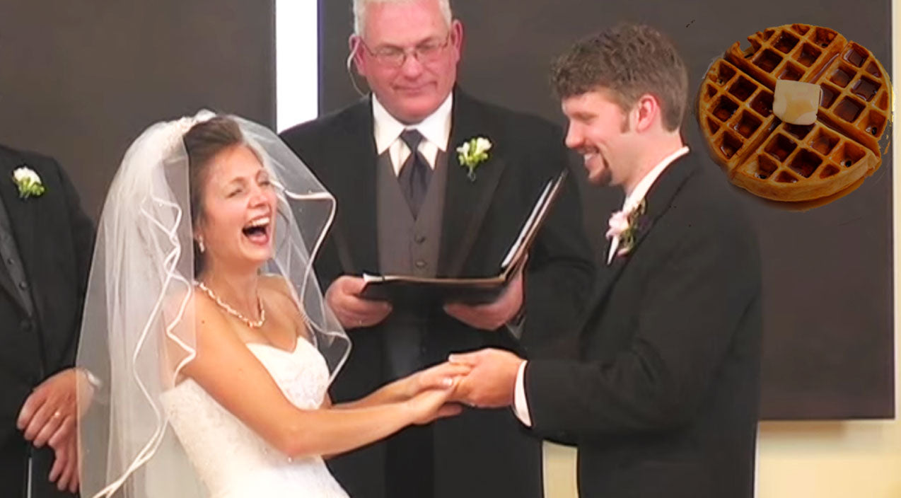 Classic country Songs | Groom Messes Up His Vows And Leaves His Bride Laughing Hysterically Over Silly Mistake (Hilarious!) | Country Music Videos