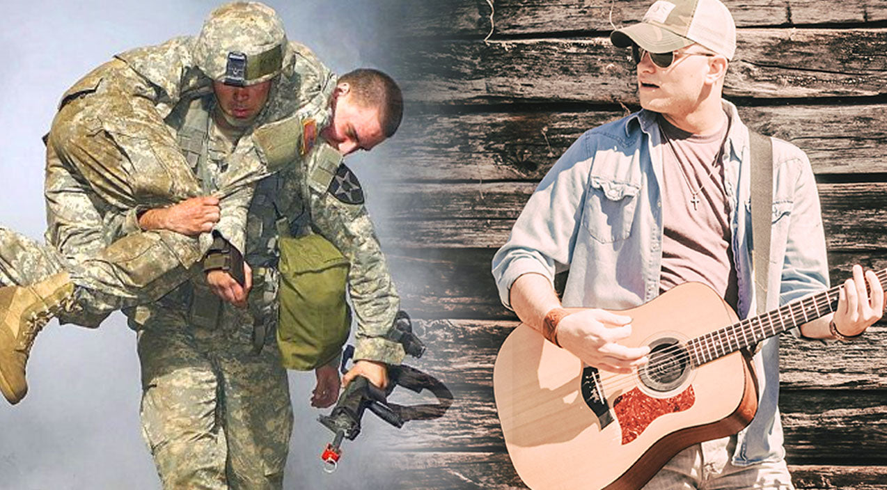 This Emotional Tribute To Military Medics Will Have Y'all In Tears! | Country Music Videos
