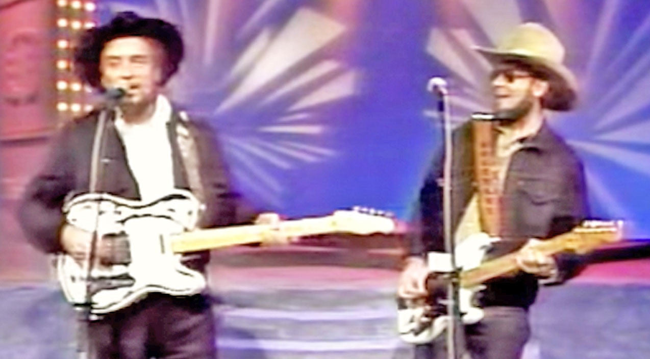 Waylon jennings Songs | Waylon Jennings & Hank Jr. Bring The House Down With Rockin' 'Are You Sure Hank Done It This Way' | Country Music Videos
