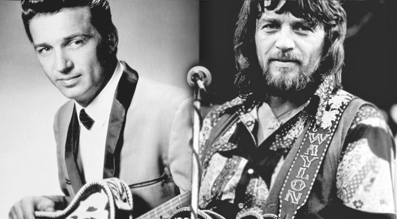 Willie nelson Songs | Hear Waylon Jennings Recording at Age 18 (RARE!) | Country Music Videos