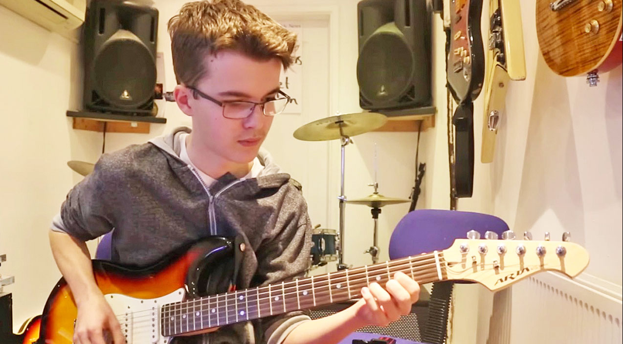 Lynyrd skynyrd Songs | Young Boy Inspires Us All With Skillful Guitar Solo On 'Still Unbroken' | Country Music Videos