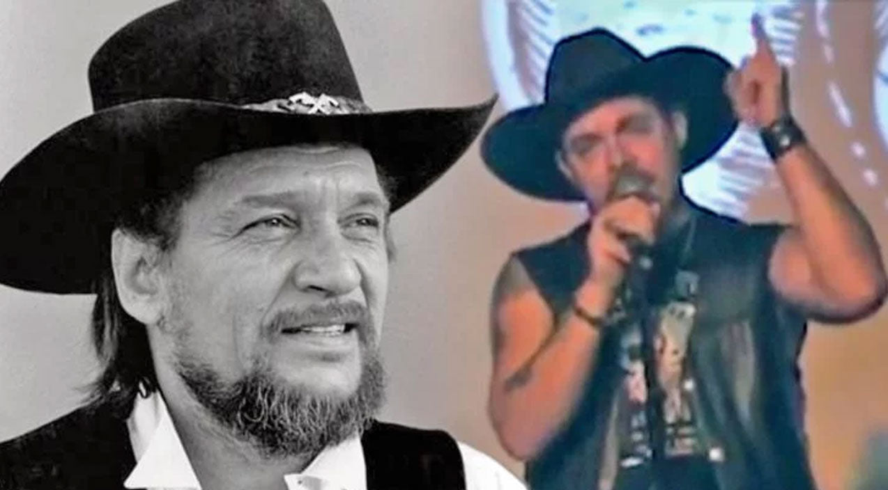 Waylon jennings Songs | Waylon Jennings' Grandson Performs Moving Tribute To His Grandfather | Country Music Videos
