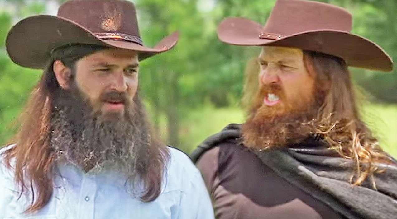 Jep robertson Songs | Jep and Jase Robertson Settle An Argument The 'Old West' Way | Country Music Videos