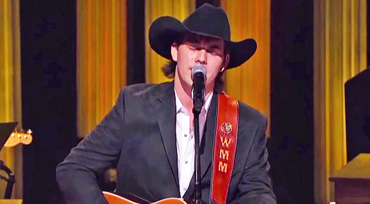 William michael morgan Songs | The Next George Strait?? William Michael Morgan Stuns In Opry Debut | Country Music Videos