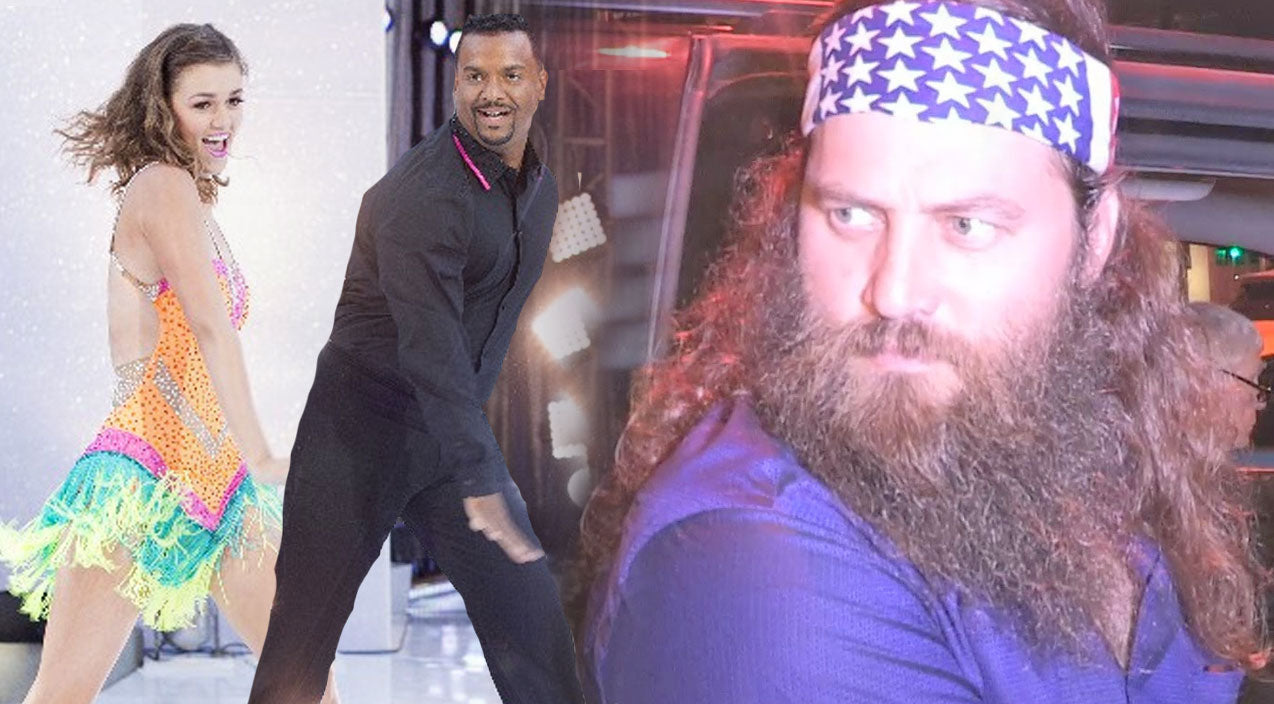 Willie robertson Songs | Willie Robertson Seeks Revenge On Alfonso Ribeiro For Beating Daughter on 'DWTS' | Country Music Videos